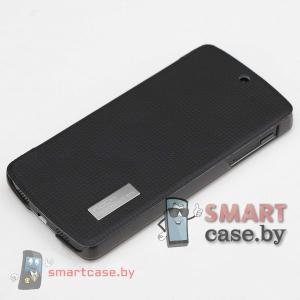 Чехол-книжка для LG Nexus 5 Rock (черный)