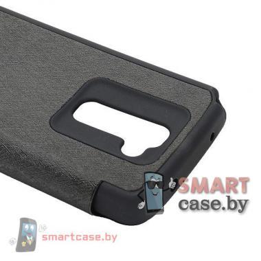 Чехол с окном для LG Optimus G2 Mercury (черный)