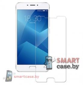 Защитное стекло для Meizu M6 Note 9H (тех-пак)