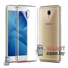 Силиконовый чехол для Meizu M5 Note (прозрачный)