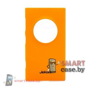 Чехол-накладка для Nokia 1020 Jekod (Желтый)