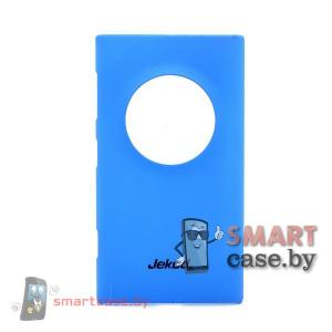 Чехол-накладка для Nokia 1020 Jekod (Голубой)