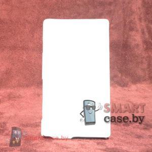 Чехол флип для Nokia Lumia 1020 Armor (белый)