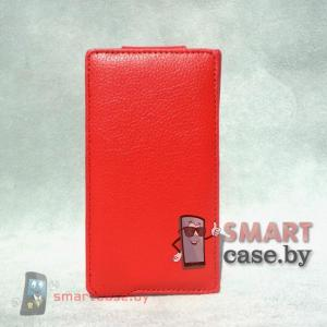 Чехол флип для Nokia Lumia 1020 iCon Style (красный)
