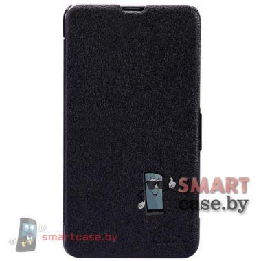 Чехол для Nokia Lumia 1320 магнитная застежка Nillkin (черный)