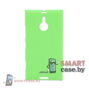 Пластиковый чехол для Nokia Lumia 1520 Jekod (зеленый)