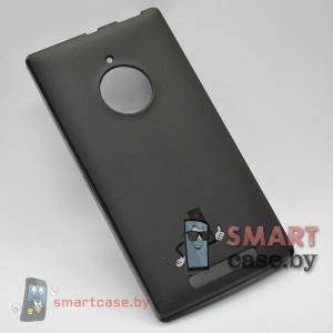 Силиконовый чехол для Nokia Lumia 1520 Cherry(черный)