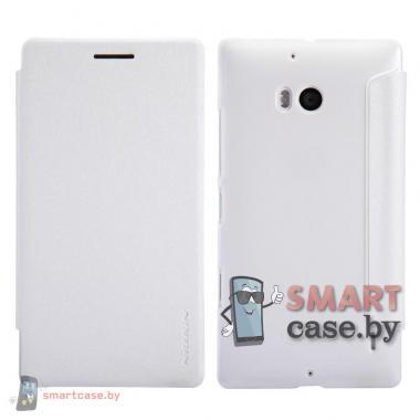Чехол книжка для Nokia Lumia 930 Nillkin (белый)