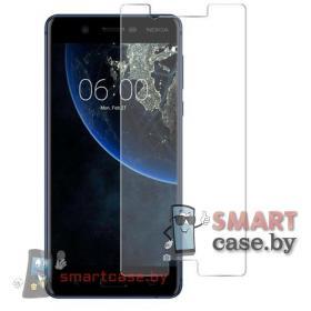 Защитное стекло для Nokia 3 0.3мм (тех-пак)
