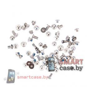 Комплект винтов для iPhone 7 OEM (Белый, серебро)