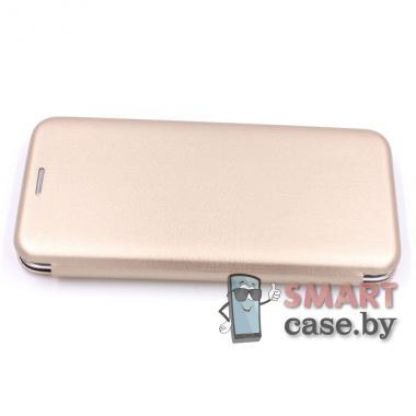Чехол-книга Nice Case для Samsung Galaxy A51 (Золотой)