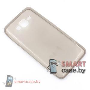 Чехол-накладка для Samsung Galaxy Grand Prime (темный)