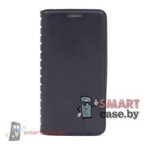 Чехол-книжка для Samsung Galaxy Grand Prime G530 (черный)
