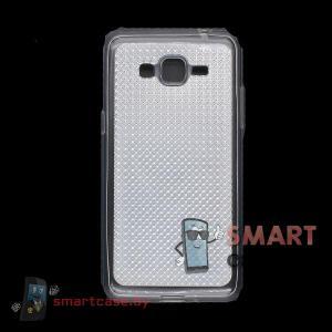 Чехол для Samsung Galaxy Grand Prime (Прозрачный)