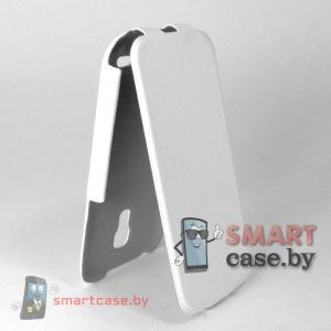 Чехол ультратонкий для Samsung Galaxy S4 mini i9190 Armor Slim (Белый)
