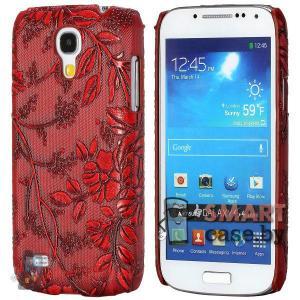 Чехол для Samsung Galaxy S4 Виноградная лоза (красный)