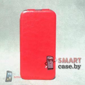 Ультратонкий чехол для Samsung Galaxy S4 (красный)