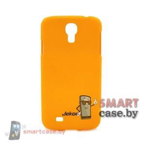 Чехол-накладка для Samsung Galaxy S4 Jekod (Желтый)