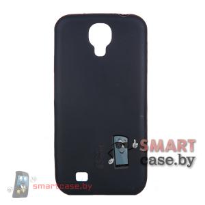 Чехол для Samsung S4 Cherry (Черный)