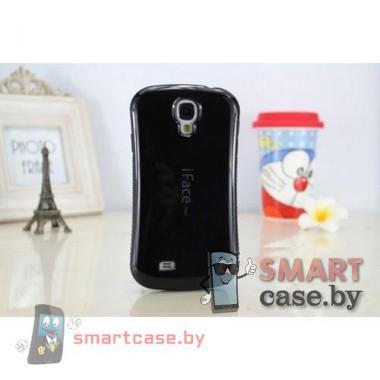Чехол для Samsung Galaxy S4 силиконовый iFace (черный)
