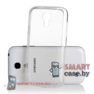 Силиконовый чехол для Samsung Galaxy S4 mini (прозрачный)