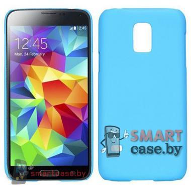 Чехол для Samsung Galaxy S5 mini пластиковый (бэбиблю)