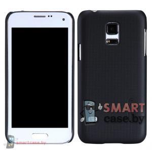 Чехол накладка + пленка для Samsung Galaxy S5 mini Nillkin (черный)