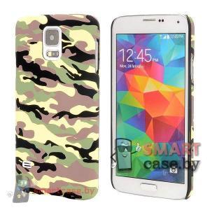 Чехол для Samsung Galaxy S5 Fashional Camouflage Embossed (камуфляж)