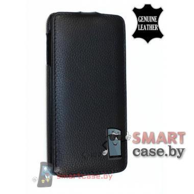Чехол блокнот для Samsung Galaxy S6 кожаный Sipo (Черный)