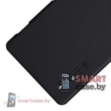 Чехол для Sony Xperia Z2 + пленка Nillkin (черный)