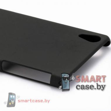 Чехол для Sony Xperia Z2 матовый (черный)