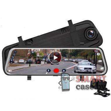 Видеорегистратор Longlife Smart Rearview Mirror Camera