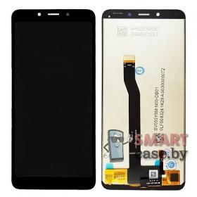 Дисплей для Xiaomi Redmi 6/6A + тачскрин (черный)