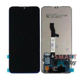 Дисплейный модуль + тачскрин для Xiaomi Redmi Note 8T (Чёрный)
