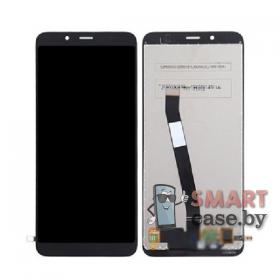 Дисплей для Xiaomi Redmi 7A + тачскрин (черный)