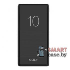 Внешний аккумулятор Golf G80 10 000 mAh (Черный)
