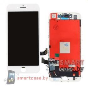 Дисплейный модуль для iPhone 7 белый с рамкой OEM (Оригинальный LCD)
