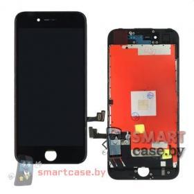 Дисплейный модуль для iPhone 7 черный с рамкой OEM (Оригинальный LCD)