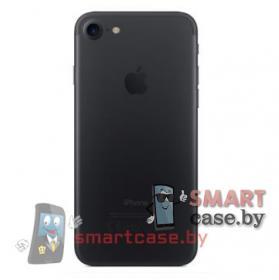 Задняя крышка, корпус для iPhone 7 ААА (матовый черный)