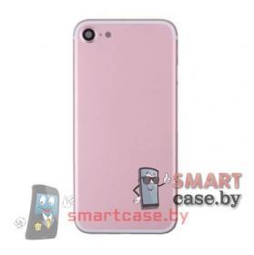 Задняя крышка, корпус для iPhone 7 ААА (розовое золото)