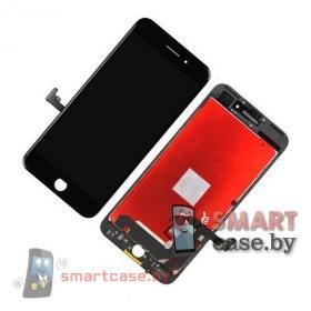 Дисплейный модуль для iPhone 7 Plus + тачскрин черный с рамкой AAA (copy LCD)