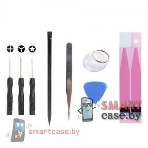 Набор инструментов для разборки iPhone, Samsung, Xiaomi JF-8161 8-в-1