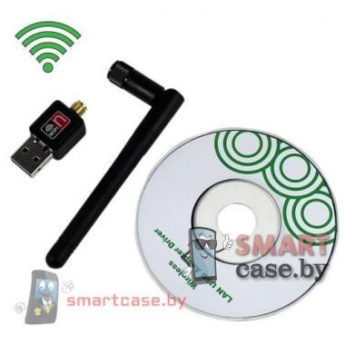 Беспроводной маршрутизатор USB - Wi-Fi 802.IIN 300 Mbps