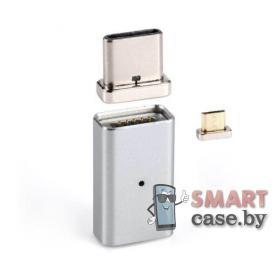 Переходник, адаптер OTG Micro USB на Micro USB магнитный